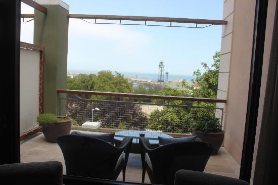 Hotel Miramar Barcelona: Premium Room Balcony