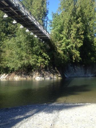 Jordan Bridge in September