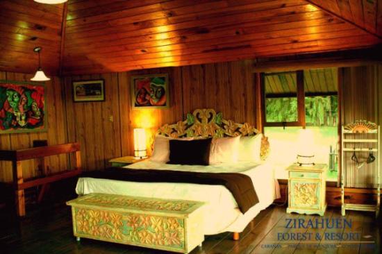 Zirahuén Forest and Resort: Recámara Sección Zirahuén
