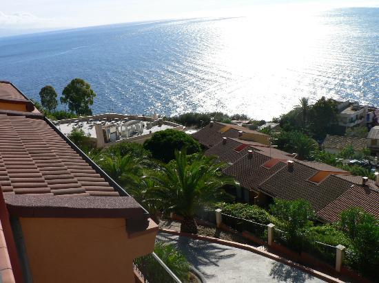 Capo dei Greci Taormina Coast - Resort Hotel & Spa: View