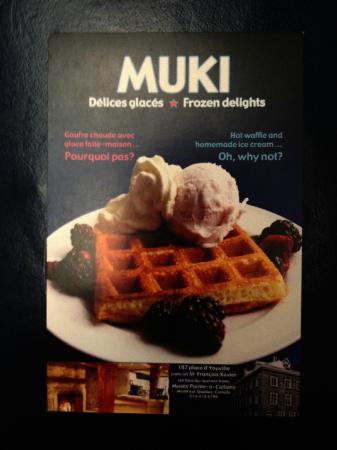 Xavier Artisan: Boutique Muki