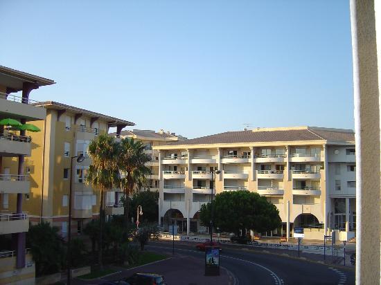 Mercure Thalassa Port Frejus: site hotelier