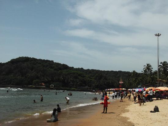 Baga Beach : 3