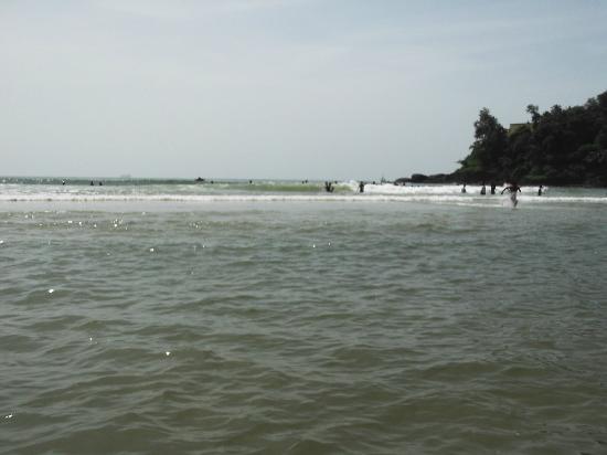Baga Beach: 1