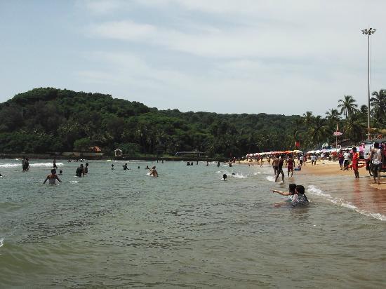 Baga Beach: 7