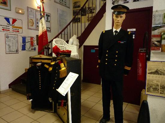 Centre Culturel De La Memoire Combattante: Intérieur 1