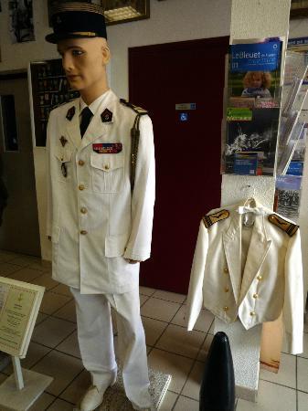 Centre Culturel De La Memoire Combattante: Intérieur 2