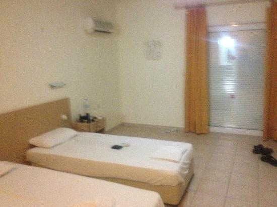 Olympion Village: Room