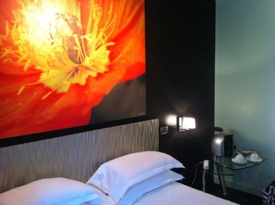Le Fabe Hotel: la nostra camera!!