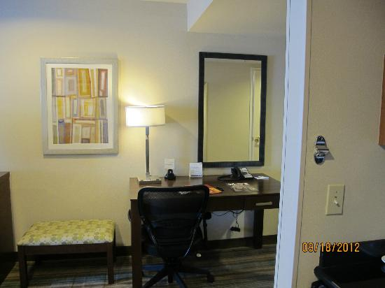 Holiday Inn Express San Francisco Airport-North: DESK