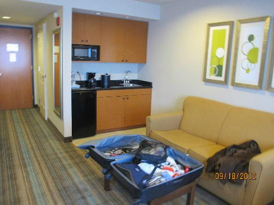 Holiday Inn Express San Francisco Airport-North: COMFY
