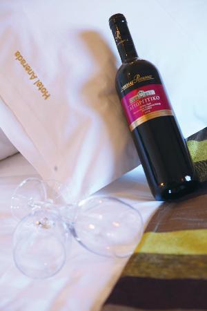 Hotel Anerada: Καλό Κρασί, άνεση, ξεκούραση