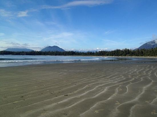 Tofino, Kanada: Beach View