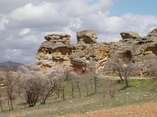 Villanueva de Guadamejud, Spain: castillo de la ermita