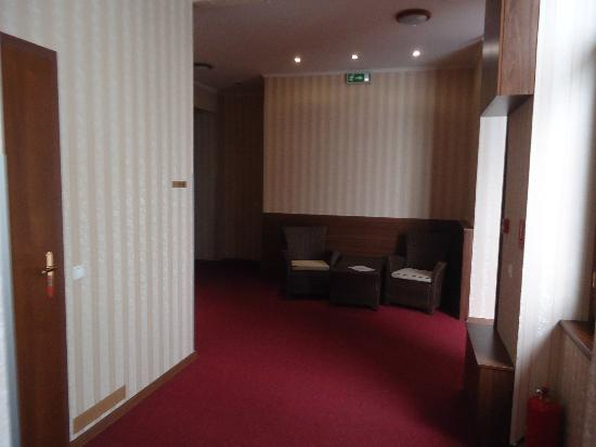 Hotel Elit: Hotel Elit, first floor 