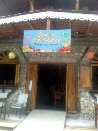 Restaurant Coral Caribeno : Restaurante Coral Caribeño