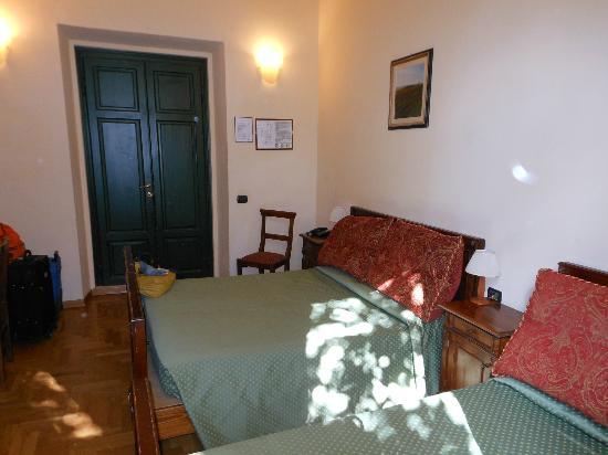 Hotel Giglio: Interno camera