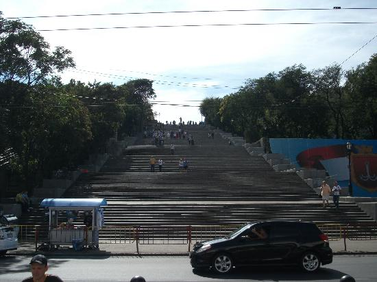 Potemkin Steps: looking up the steps