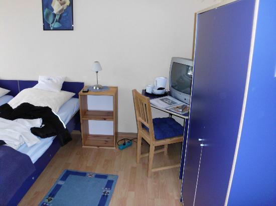 Pension Meyer: Zimmer1