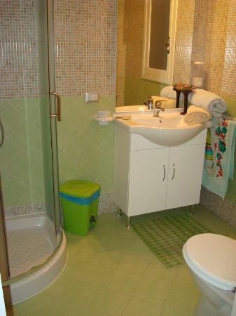 Casa Alba Salentina : bagno
