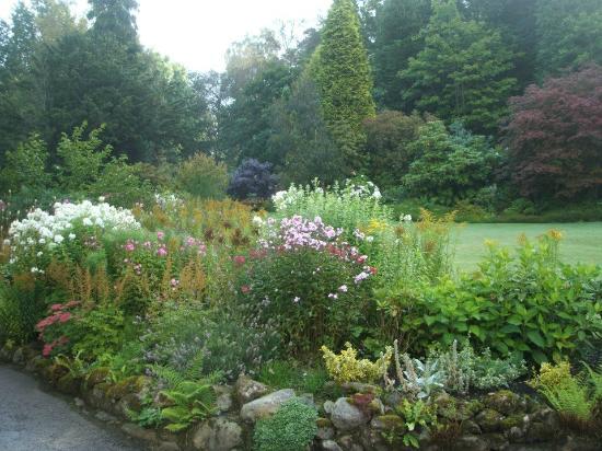 The Ryebeck: Hotel Gardens