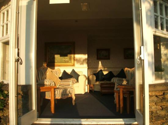 The Ryebeck: Lounge
