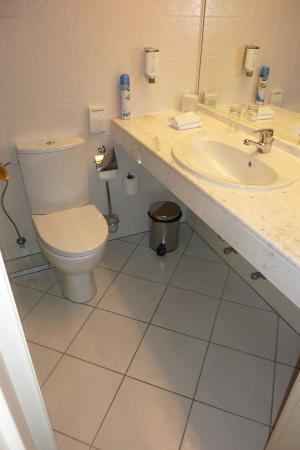 Mabre Residence Hotel: bagno senza bidet