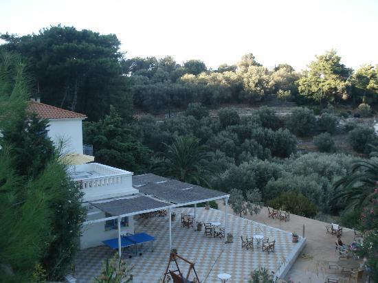 Armonia Bay Hotel: terrace
