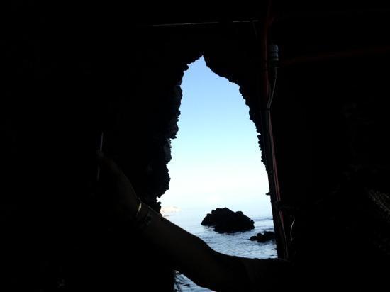 Isla Espiritu Santo: el arco de la paz