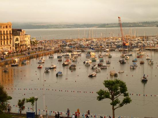 The Wellsway: Torquay harbour