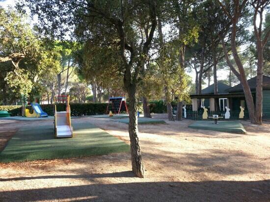 Résidence Saint-Raphael Valescure : Aire de jeux pour enfants - Mini-club