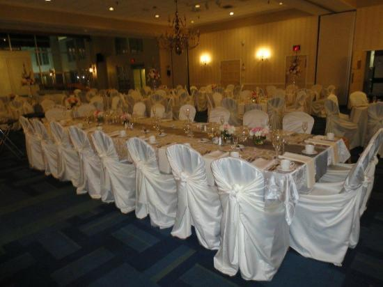 Ramada Greensburg Hotel and Conference Center: Wedding Reception