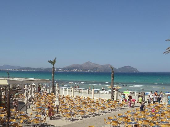 TUI FAMILY LIFE Alcudia Pins: View from our room