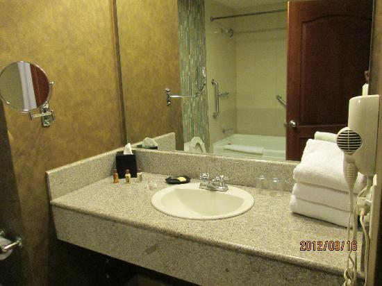 Sheraton Bijao Beach Resort: bathroom