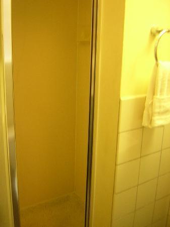 لالونا إن إيه سي - تو هوتل: Bathroom-shower