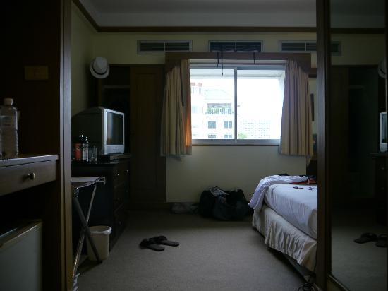 Silom City Hotel: room