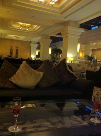 Rixos Premium Belek: хол гостинницы Rixos
