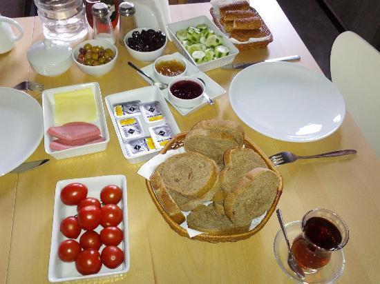 Peradays: la colazione
