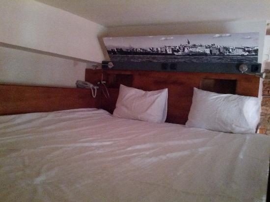Peradays: il letto soppalcato