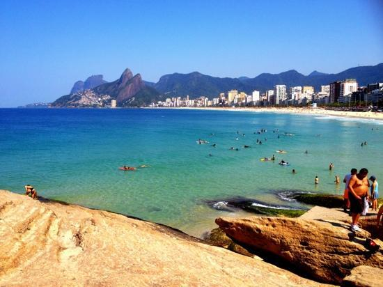 Ipanema Beach: beach