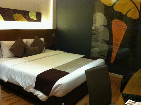 思安思瓦納酒店: Room