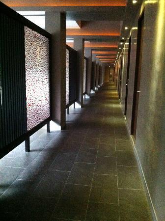 Siam Swana Hotel: 1樓房間 
