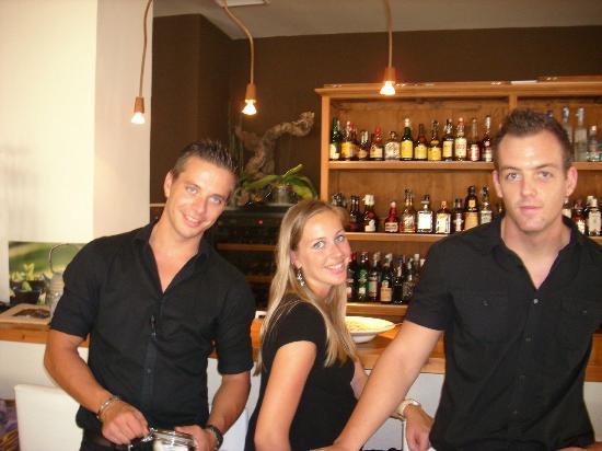 Sabor: Jonathan, Natalie and Yanick