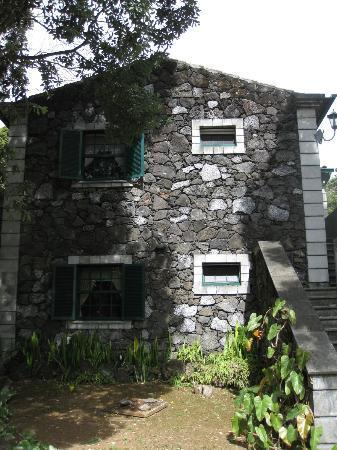 Aldeia da Fonte Nature Resort: Haus, mit unten und oben je ein Appartment