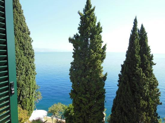 Hotel Villa Ariston: View from Jr. Suite