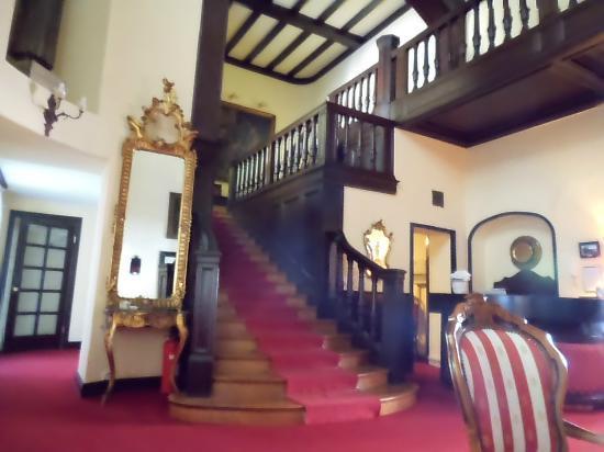 Hotel Villa Ariston: Hotel Lobby