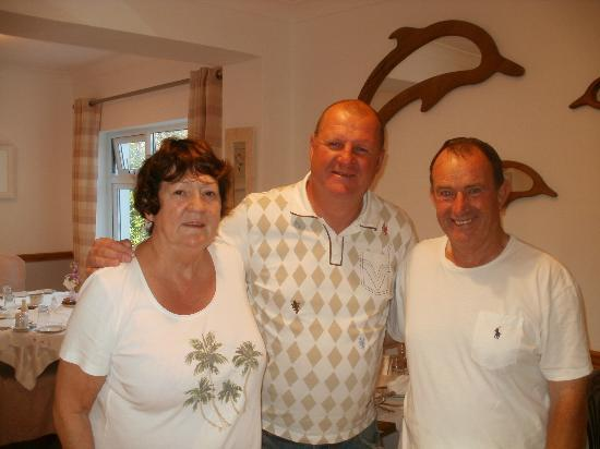 Padua Bed & Breakfast: Great hosts Little Willy and Helen