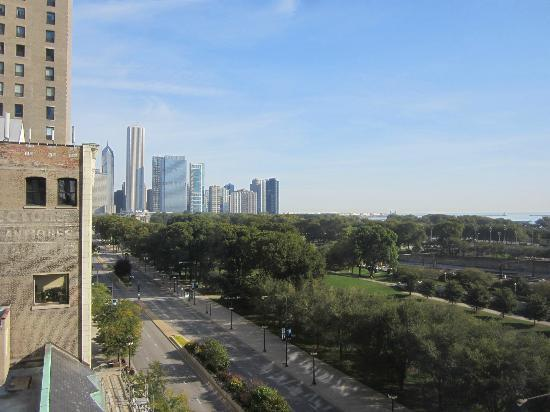 BEST WESTERN Grant Park Hotel: Great view!
