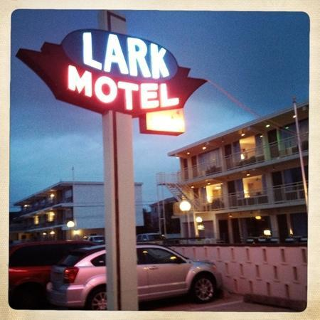 Stone Harbor, Nueva Jersey: love the Lark��