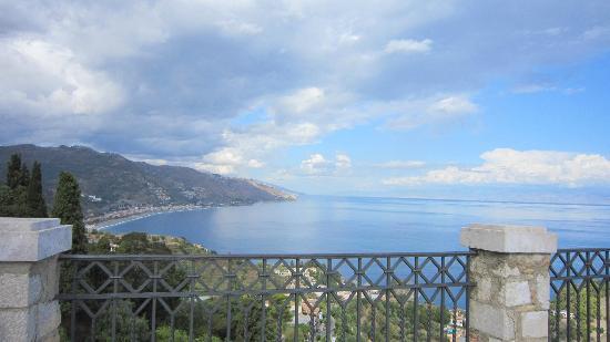 Villa Daphne : Taormine